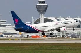 MyWayAirlines to conduct charter flight Tbilisi-Warsaw on November