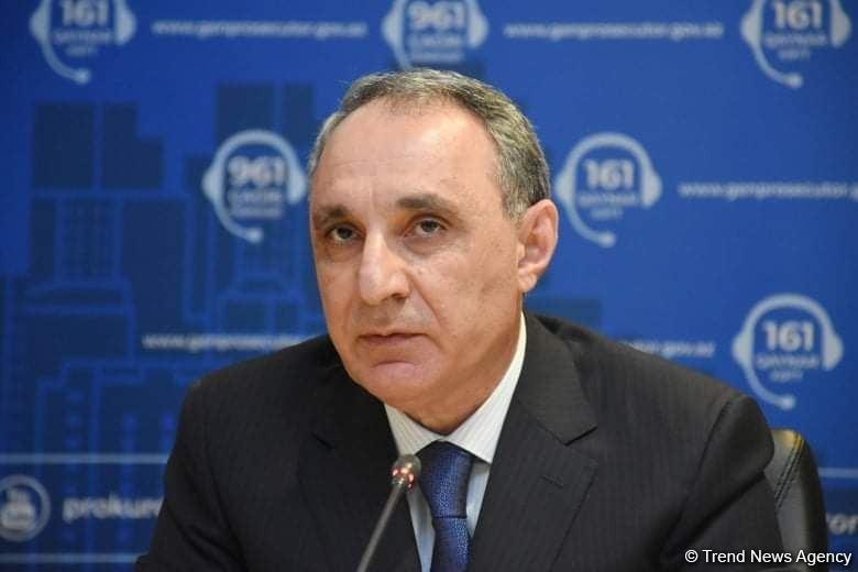 Armenian Armed Forces attacked strategic targets in Azerbaijan - Prosecutor General