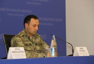 Azerbaijani army does not use prohibited weapons - Defense Ministry