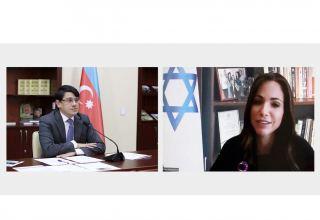 Мы с вами! - министр по делам диаспоры Израиля