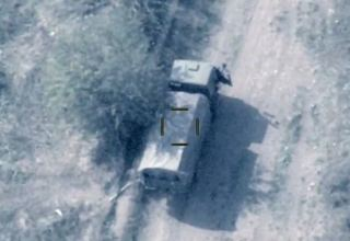 Armenian sabotage-reconnaissance group, military vehicles neutralized (VIDEO)