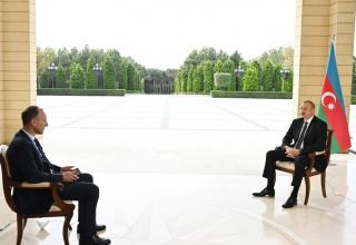 It's battle between us and Armenia, and everybody should stay away from that - President of Azerbaijan