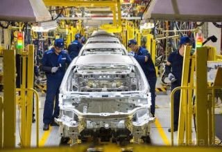 UzAuto Motors doubles cars production volume in 2020