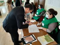 Voting in parliamentary elections in Georgia continues normally - Arzu Nagiyev (PHOTO) - Gallery Thumbnail