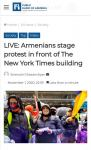 Assistant to Azerbaijani President condemns Armenians in US attacking NY Times (PHOTO) - Gallery Thumbnail