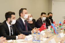 Türkiyə Gənclər Fondu Azərbaycanla həmrəyliyini bəyan etdi (FOTO) - Gallery Thumbnail