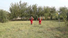ANAMA cəbhəboyu ərazilərdə top mərmisi, raket, bombacıqlar və mərmi qalıqları aşkar edib (FOTO) - Gallery Thumbnail