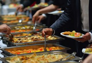 Public catering turnover for January 2021 in Baku drops