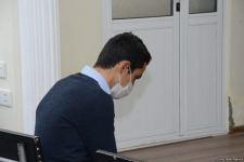 Əsir düşmüş erməni adventist Bakıda ibadət evində dua edib (FOTO) - Gallery Thumbnail