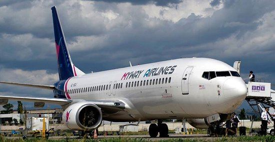 Georgian airline Myway Airlines has new owner