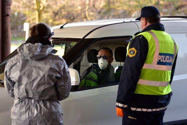 Правительство Словении продлило срок действия режима эпидемии до 17 марта