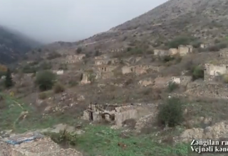 Azerbaijan shows footage of another liberated village in Zangilan district (VIDEO)