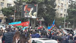 Azərbaycan Xalqı Şuşanın azad olunmasını qeyd edir (FOTO/VİDEO) - Gallery Thumbnail