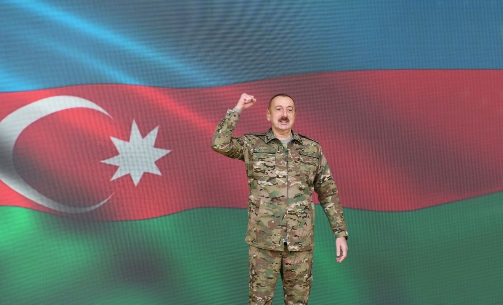 We will soon turn our native Karabakh into paradise on earth - President Ilham Aliyev