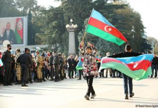 Azerbaijan to solemnly celebrate Victory Day every year on Nov. 8