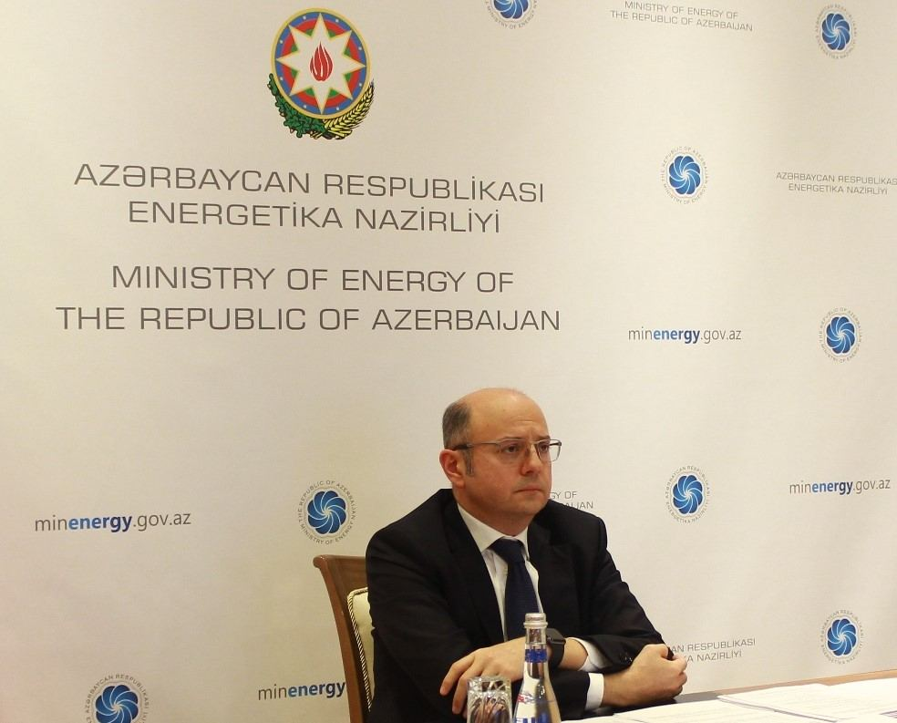 Azerbaijan's victory in Karabakh war will also ensure security of our regional and global energy projects, says minister (PHOTO) - Gallery Image