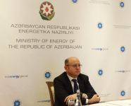 Azerbaijan's victory in Karabakh war will also ensure security of our regional and global energy projects, says minister (PHOTO) - Gallery Thumbnail
