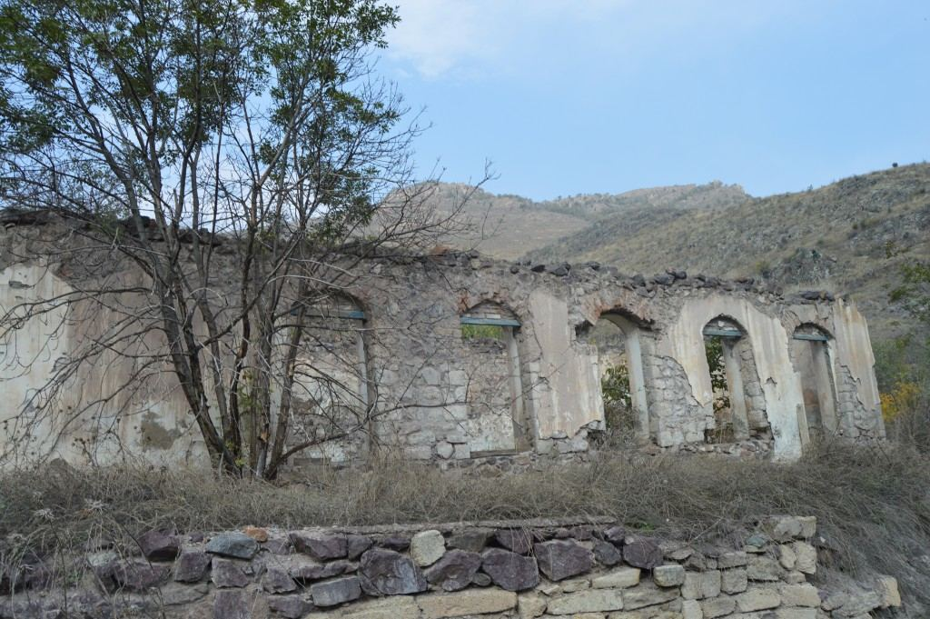 Azerbaijan issues monitoring results for historical-cultural facilities in liberated areas (PHOTO) - Gallery Image