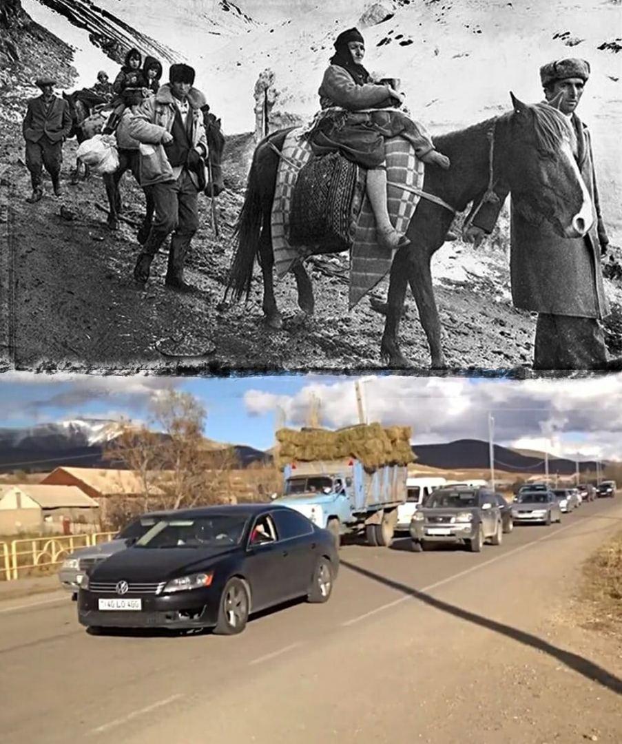 Unlike Armenians who took out all their belongings, Azerbaijanis left Kelbajar barely dressed in winter, sometimes barefoot (PHOTOS/VIDEO) - Gallery Image