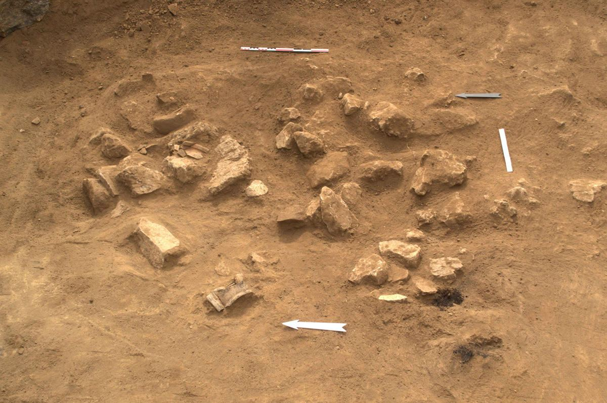 Artifacts found during archaeological excavations in Aghdam transported to Armenia - Assistant to Azerbaijani president