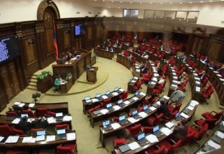 Armenian Parliament to reconsider issue of electing new prime minister