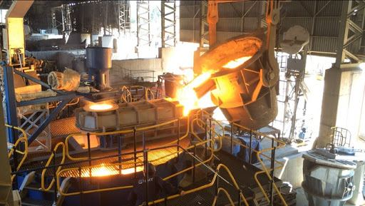 Kazakhstan's ferroalloy plant launches another furnace increasing output capacities