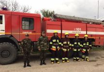 More fire departments put into operation in liberated Azerbaijani territories (PHOTO) - Gallery Thumbnail