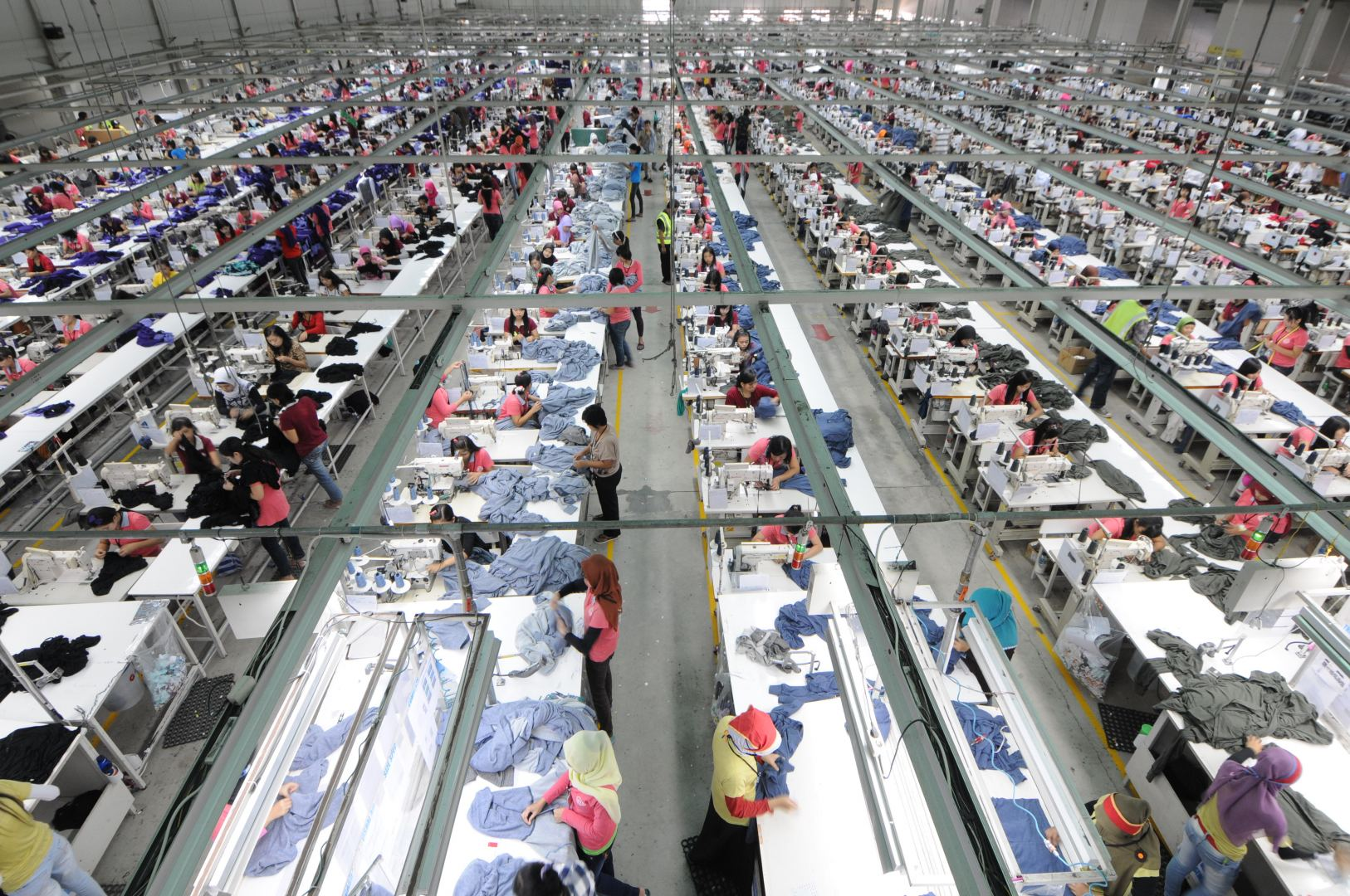 Georgian-Turkish agreement to be especially attractive to Georgian garment industry