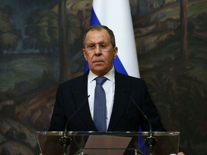 Settlement of Karabakh conflict wasn't achieved beyond Iran's interesets - Lavrov