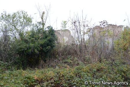 No building left intact in Azerbaijan's Fuzuli, liberated from Armenia's occupation (PHOTO) - Gallery Image