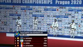 Azerbaijani judoka Orkhan Safarov becomes European champion (PHOTO) - Gallery Thumbnail