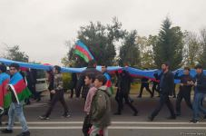 Aghdam residents hold festive march (PHOTO/VIDEO) - Gallery Thumbnail