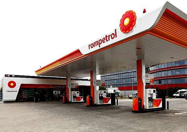 Rompetrol opens its flagship station in Georgian Borjomi