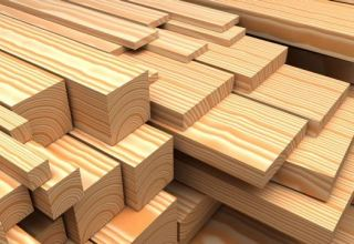 Uzbekistan's largest import of wood products falls on Russia