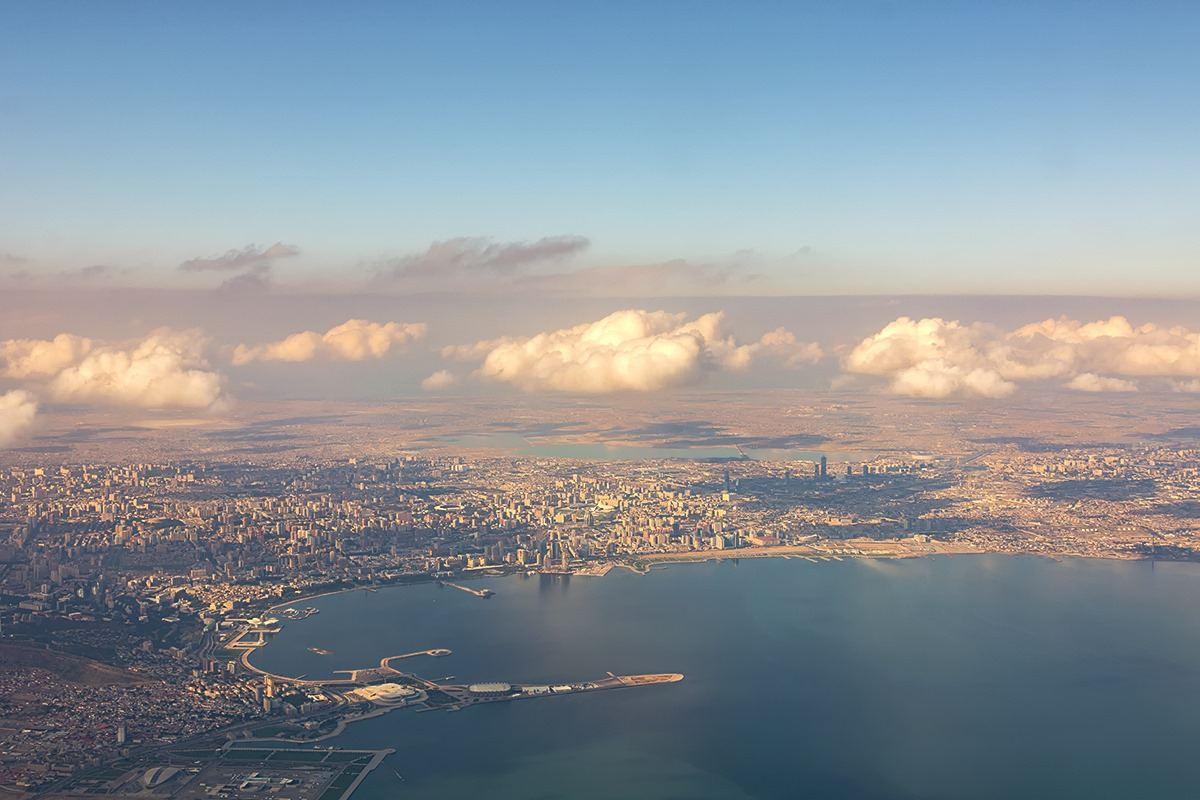Завтра в Баку воздух прогреется до +10°C