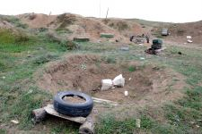 Destroyed Armenian positions firing at Azerbaijani army during recent hostilities shown (PHOTOS) - Gallery Thumbnail