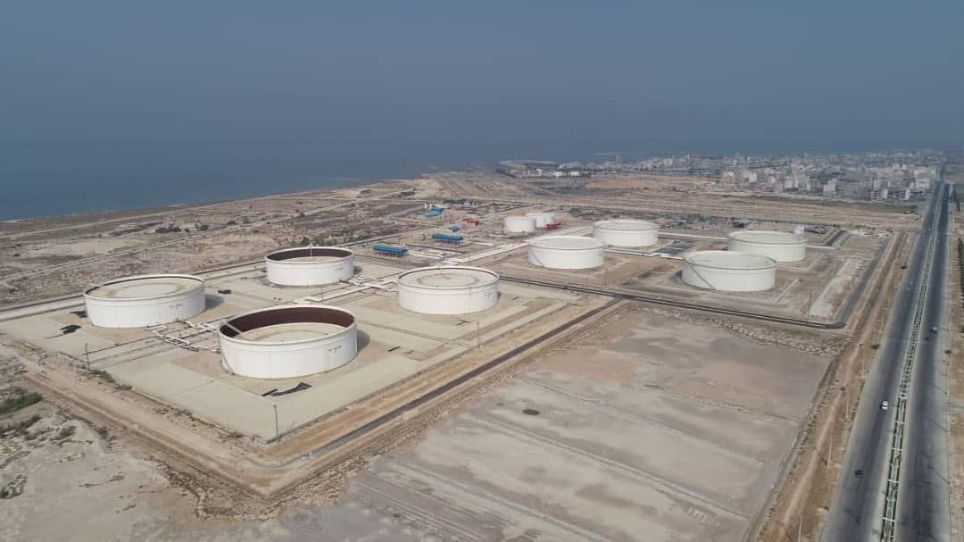 New gas condensate storage facilities to be launched in Iran's Asaluyeh County