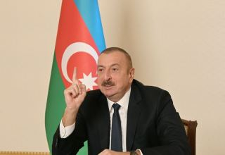 Preliminary instructions have already been given for restoration of railway to Nakhchivan - President Aliyev
