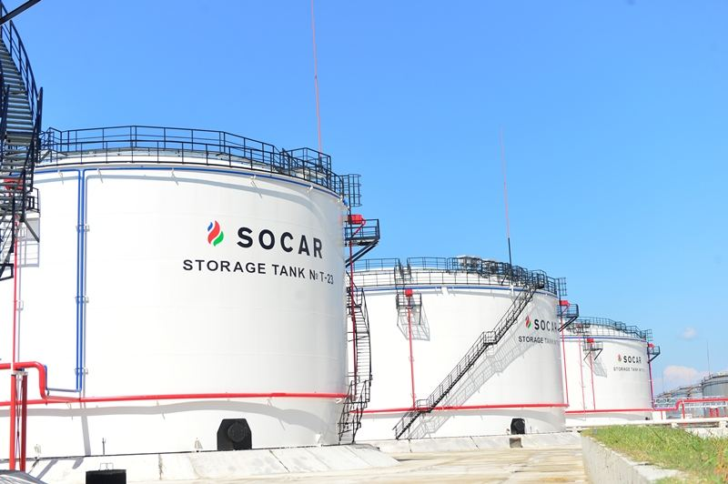 SOCAR sums up Kulevi oil terminal's Q1 2020 performance