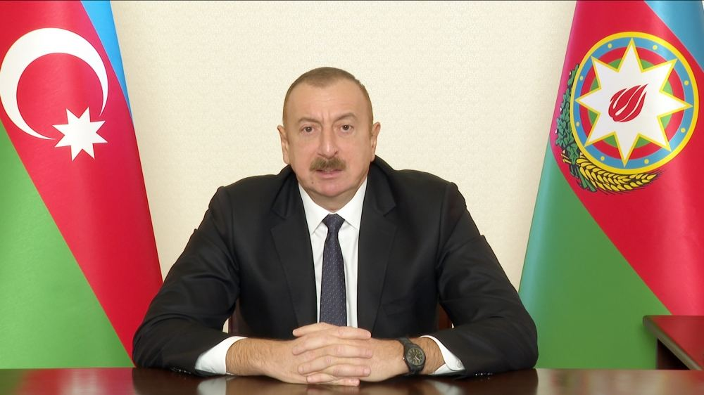 All damage will be calculated with participation of int'l experts - President of Azerbaijan