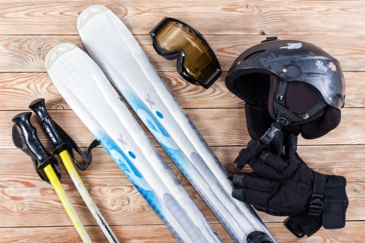 Georgian-produced ski equipment to be exported to Europe