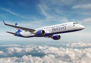 Belavia resumes regular flights from Baku to Minsk in early December