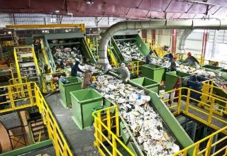Kazakhstan to bring waste processing level to average European level