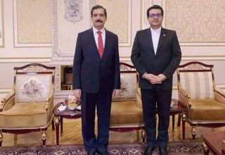 Ambassadors of Turkey, Iran to Azerbaijan hold discusses on Karabakh