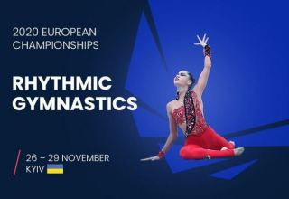 Azerbaijani gymnasts reach finals of 36th European Championship in Ukraine
