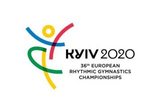 Azerbaijani team takes third place in group exercises at 36th European Rhythmic Gymnastics Championships