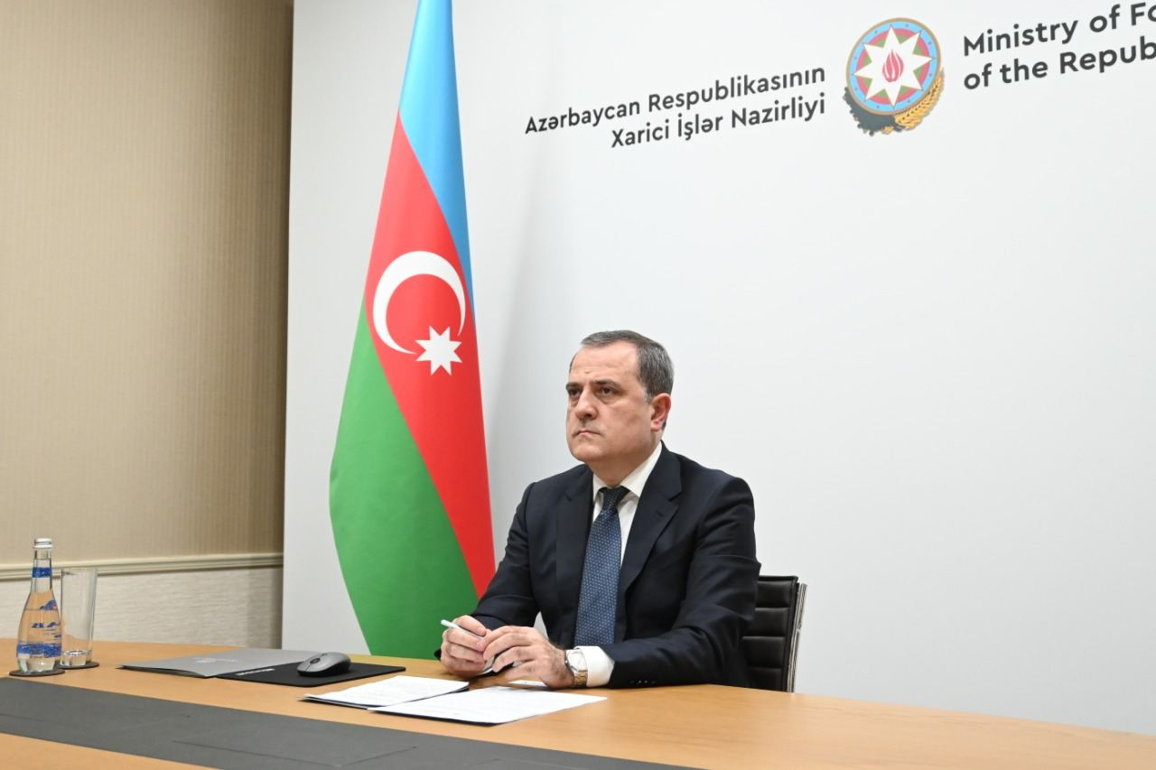 Conflicts, external aggression threaten peace, security - Azerbaijani FM (PHOTO) - Gallery Image