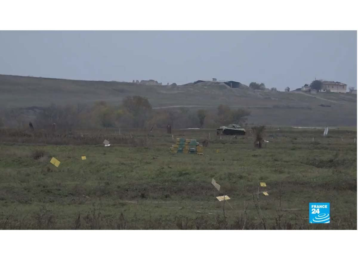 France-24 TV channel broadcasts reportage about liberated Fuzuli district of Azerbaijan (VIDEO)