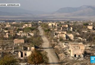 "Azerbaijan's Aghdam sometimes called ""Hiroshima of Caucasus"" - France-24 (VIDEO)"