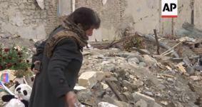 """""""Associated Press"""" Ermənistanın Gəncəyə raket hücumunun ağır nəticələri ilə bağlı reportaj yayıb (FOTO/VİDEO) - Gallery Thumbnail"""
